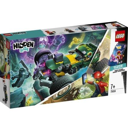 Lego Hidden Side Övernaturlig racerbil