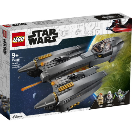 Lego Star War General Grievous's Starfighter