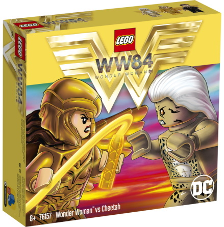 Lego Super Heroes Wonder Woman vs Cheetah