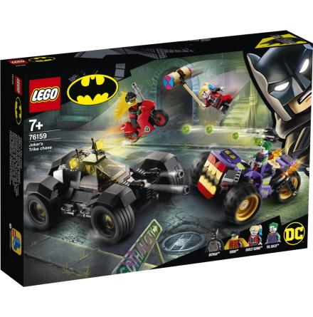 Lego Super Heroes Jokerns trehjulingsjakt