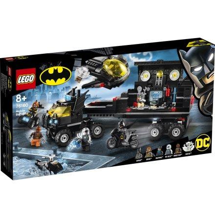 Lego Super Heroes Mobil Bat-bas