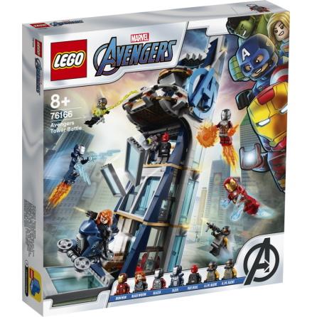 Lego Super Heroes Avengers tornstrid
