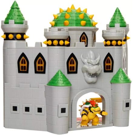 Bowser Castle Playset