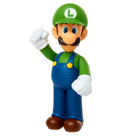 Super Mario Figur, Luigi, 6cm