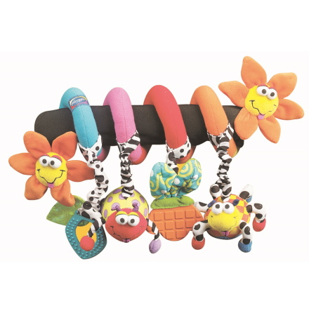 Amazing Garden Twirly Whirly, Playgro