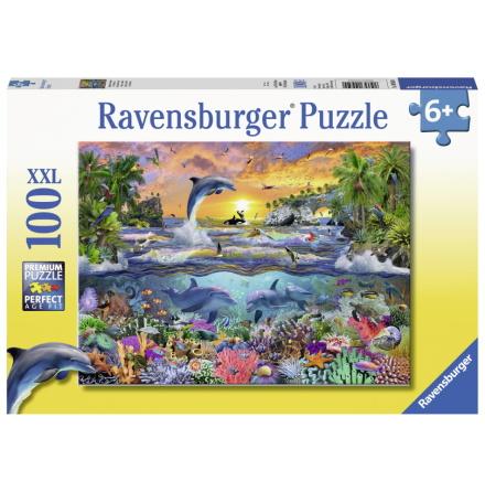 Tropical Paradise XXL, 100bitar, Ravensburger
