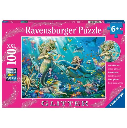 Underwater Beauties XXL, 100bitar, Ravensburger