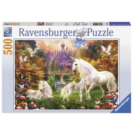 Magical Unicorns, 500bitar, Ravensburger