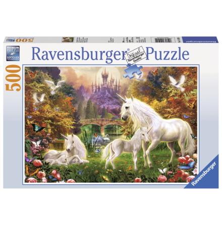 Magical Unicorns, 500bitar, Ravensburger
