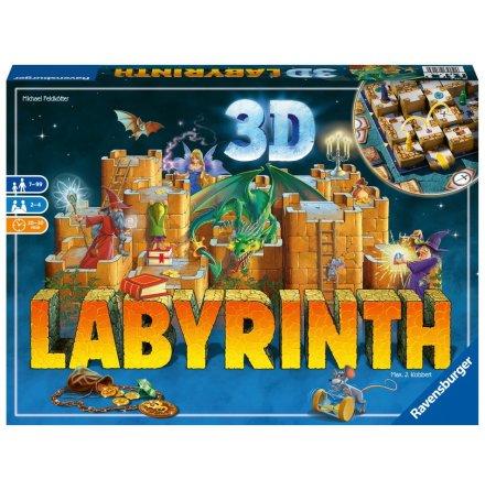 3D Labyrinth, Ravensburger
