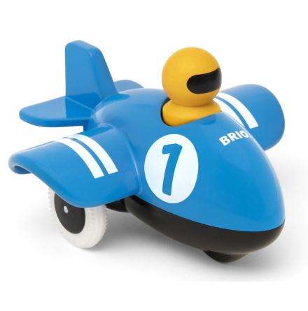 Brio Push & Go flygplan
