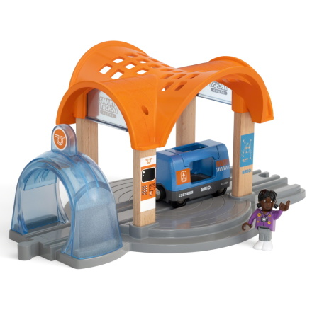 Brio Smart Tech Sound Action tunnelstation