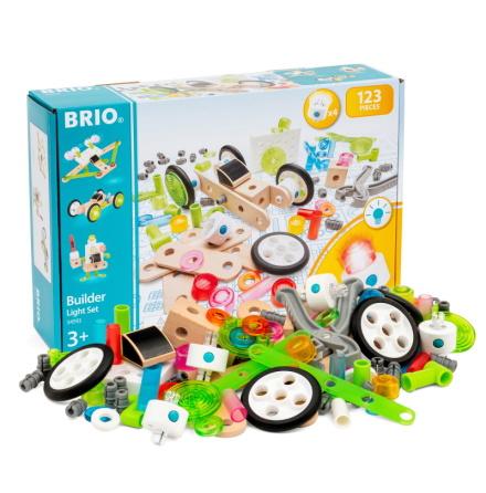 Brio Builder ljusset