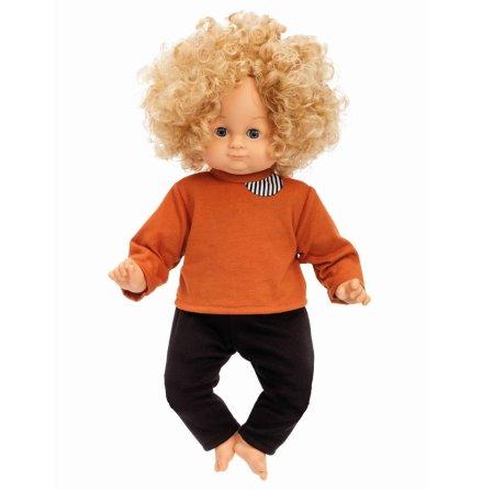 Lillan Docka, Ljust hår, 36 cm