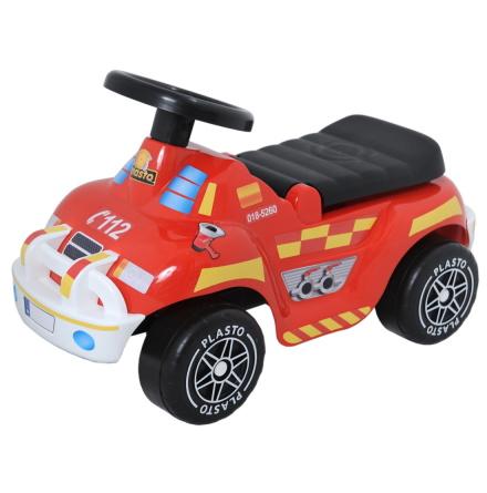 Plasto sittleksak Brandbil