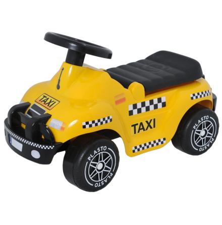 Plasto sittleksak Taxibil