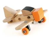 BRIO Builder Minifordon Flygplan