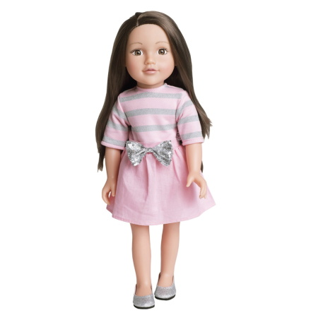 Victoria Doll, Design A Friend