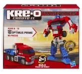 KRE-O Transformers Optimus Prime Basic