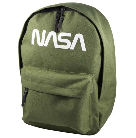 NASA Logo ryggsäck, Oliv