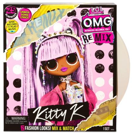 L.O.L. Surprise OMG Remix, Kitty K