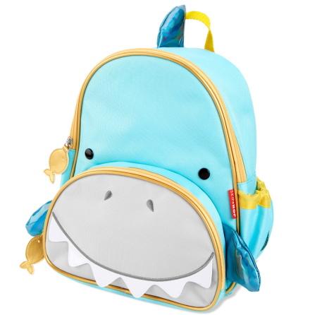 Skip Hop Zoo Pack ryggsäck, Haj