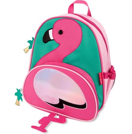 Skip Hop Zoo Pack ryggsäck, Flamingo