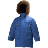 Helly Hansen K Powder Insulated Kids Parka, Night Blue