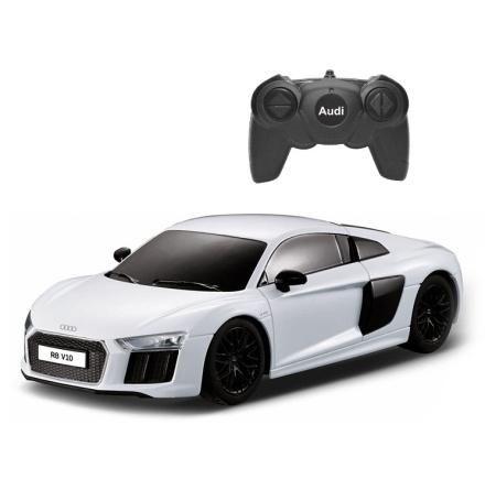 Rastar Audi R8, Vit R/C