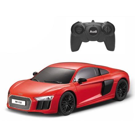 Rastar Audi R8, Röd R/C