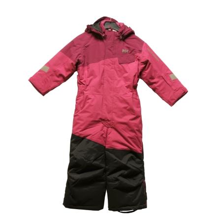 Helly Hansen K Rider Insulated Skisuit, Hot Pink