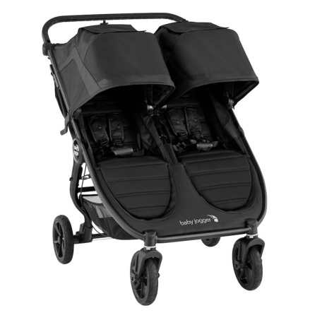 Baby Jogger City GT 2 Double, Jet