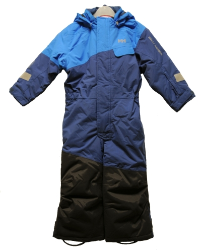 Helly Hansen K Rider Insulated Skisuit, Night Blue
