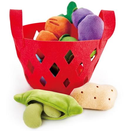 Hape Mjuk Grönsakskorg