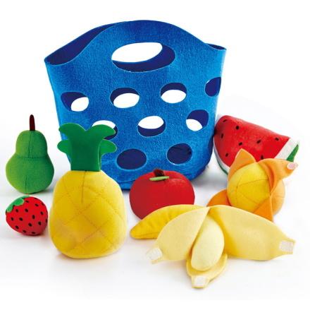 Hape Mjuk Fruktkorg