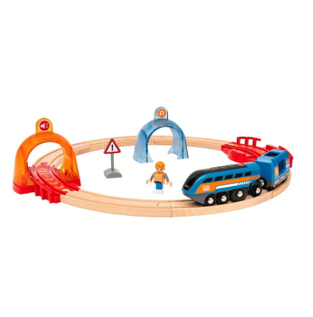 Brio Action Tunnel Circle Set (Smart Tech Sound)