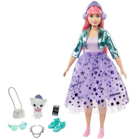 Barbie Princess Adventure Daisy Doll Fashion w Pet
