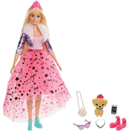Barbie Princess Adventure Barbie Doll Fashion w Pet