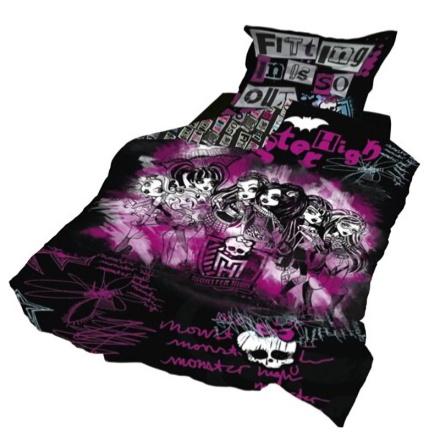 Monster High Bäddset