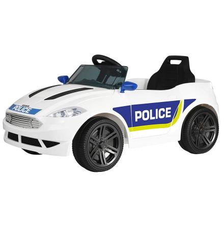 EVO Batteridriven Polisbil (SE)