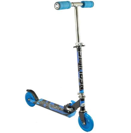 Ozbozz Nebulus Scooter, Blue & Black