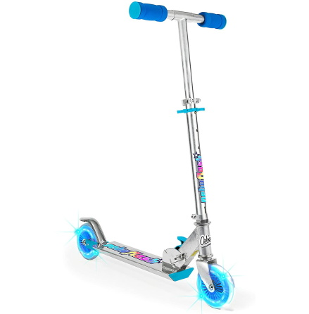 Ozzbozz Neubuflash Scooter, Blue