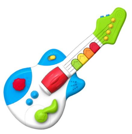 Min Första Gitarr