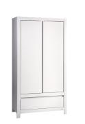 Loft Garderob 2-dörrars