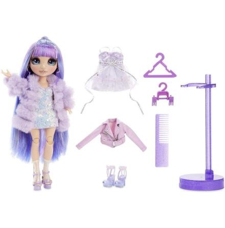 Rainbow High Fashion Doll, Violet Willow