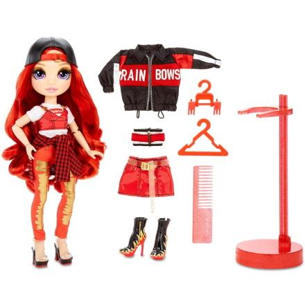 Rainbow High Fashion Doll, Ruby Anderson