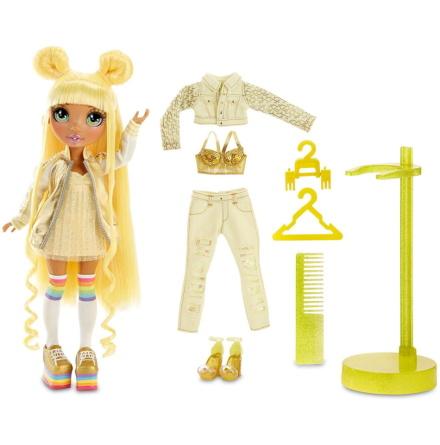 Rainbow High Fashion Doll, Sunny Madison