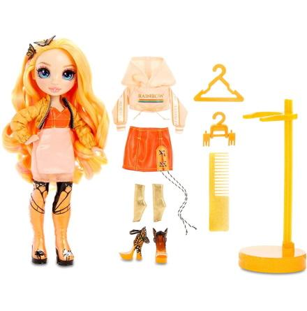 Rainbow High Fashion Doll, Poppy Rowan