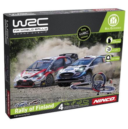 Ninco WRC Rally of Finland Bilbana