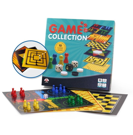 Danspil Game Collection
